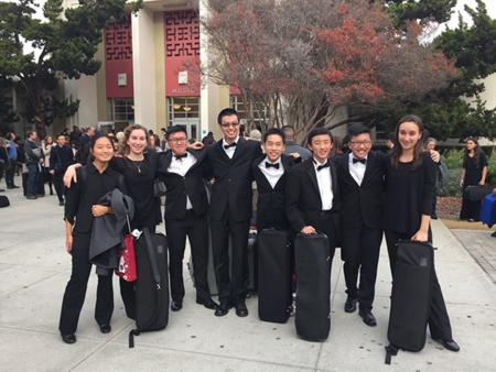 2015 Coda Honors Students