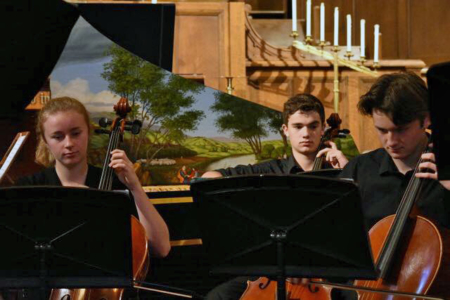DHS orchestras
