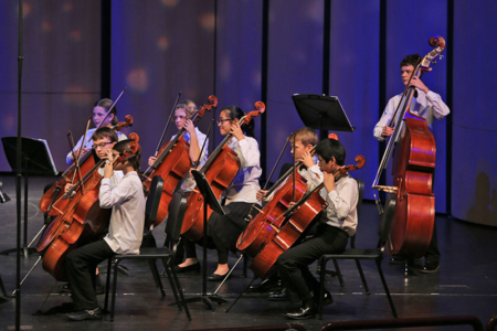 About Holmes Orchestras