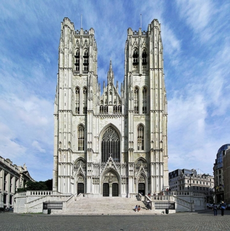 Cathedral of Saint Michael & Saint Gudula