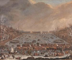 River Thames Frost Fair