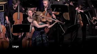2017 Rachel Barton Pine Concert