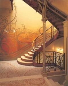 Art Nouveau Town House, Victor Horta