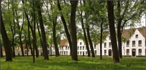 Beguinage - Begijnhof Brugge