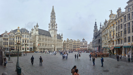 Grand Place - Grote Markt
