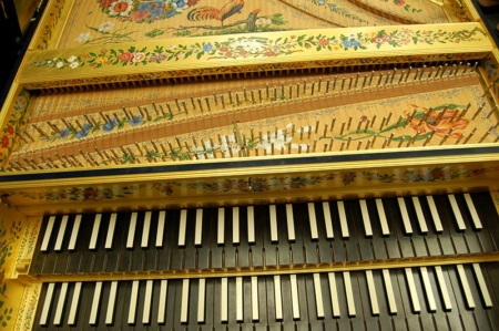 The John Phillips Harpsichord
