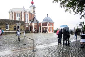 Greenwich Observatory & Meridian