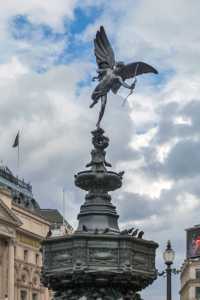statue-of-eros-london