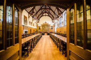 Trinity College Dining Hall