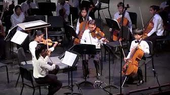 2017 Holmes Finale Concert