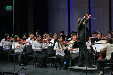 Holmes Advanced Orchestra
