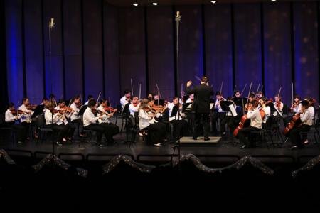 Holmes Intermediate Orchestra