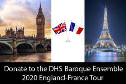 2020 Baroque Tour Public Donations