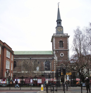 st-james-exterior-london